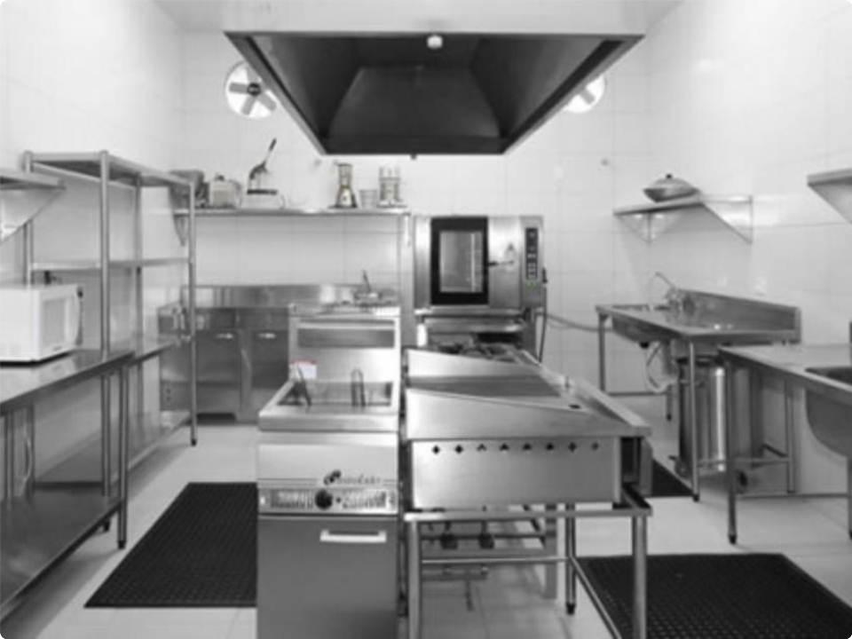 Cozinha Industrialt
