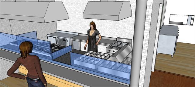 Projetamos sua cozinha em 3D